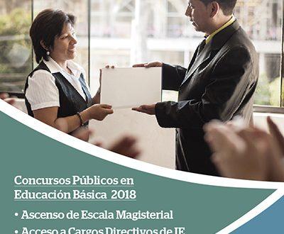 CURSO TALLER Y ENTREGA DE RESOLUCIONES DIRIGIDO A DOCENTES NOMBRADOS Y DIRECTIVOS DESIGNADOS 2019