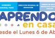 «APRENDO EN CASA»  Semana 8 del Lunes 25 al Viernes 29 de Mayo de 2020
