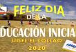 CELEBRANDO EL 89º ANIVERSARIO DE LA EDUCACIÓN INICIAL 2020
