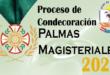 Proceso de Condecoración de Palmas Magisteriales 2020