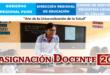 CRONOGRAMA PARA PROCESO DE REAGISNACIÓN 2020 – Auxiliar de Educación